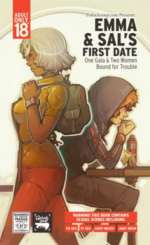 PotluckSoup — Emma and Sal's First Date Cover